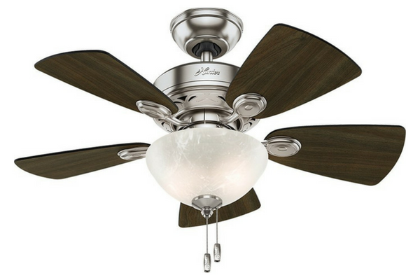 best bedroom ceiling fan with light