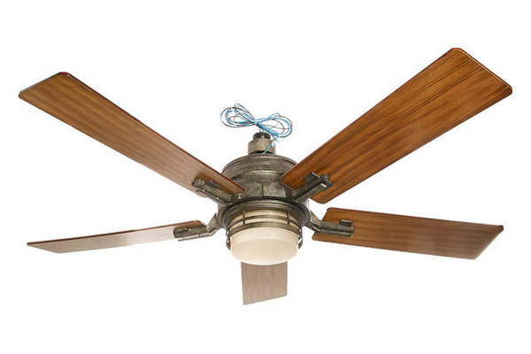 best bedroom ceiling fan with light and wall control