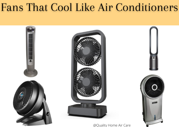 fans that cool like air conditioners