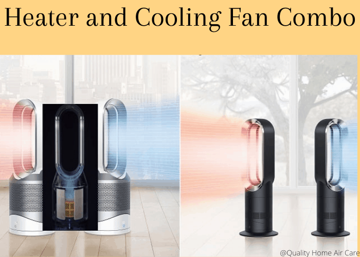 Heater and Cooling Fan Combo