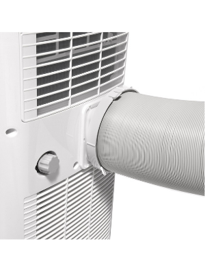 how to vent portable ac