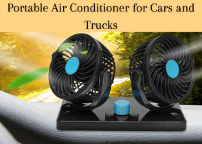 portable air conditioner for cars and trucks