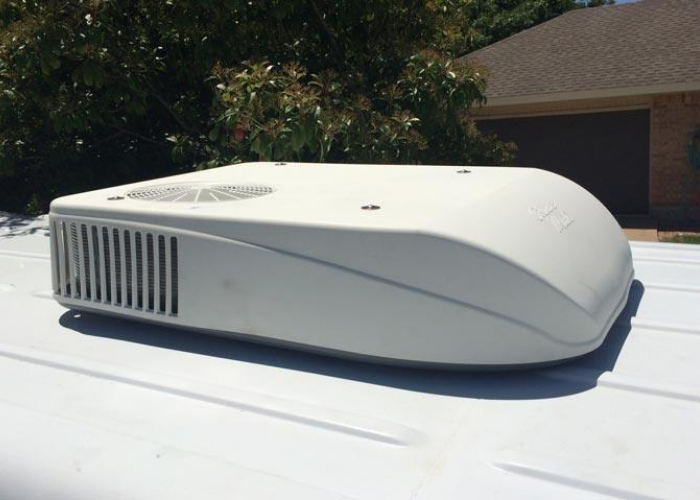 Low Profile RV Air Conditioner