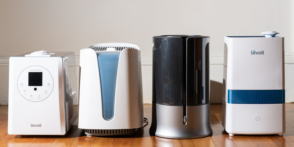 different types of large room humidifiers