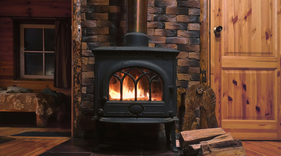 best small wood stove for country house