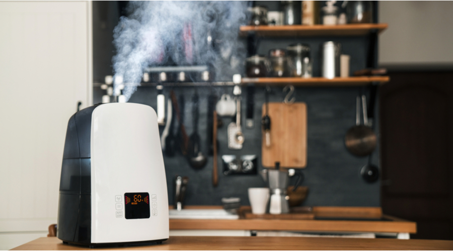 small humidifier for kitchen