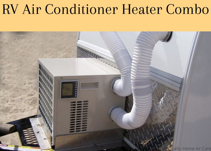 RV Air Conditioner Heater Combo