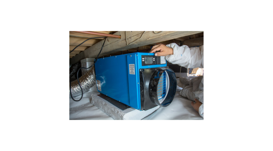 Best crawl space dehumidifier with pump