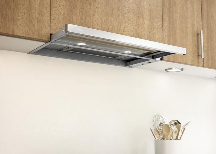 Ductless Range Hood With Charcoal Filter