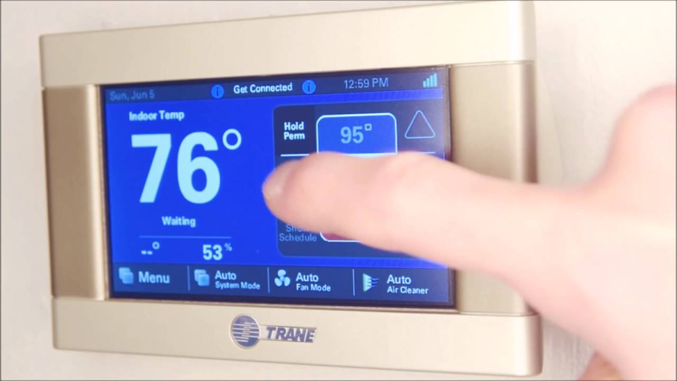 best thermostat for steam heat