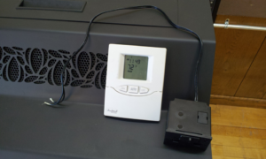 Best Thermostat for Pellet Stove