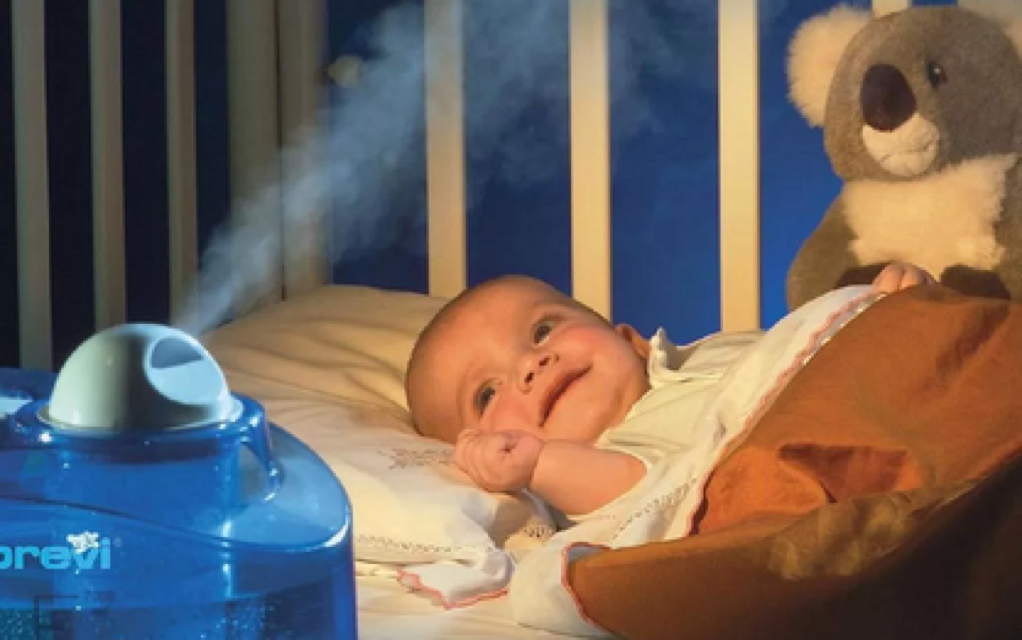 best humidifiers without filters in baby nursery