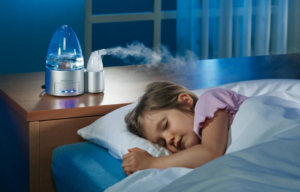 Understanding where to place humidifier in baby room