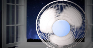 best fan with white noise