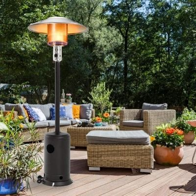 outdoor propane heater safety
