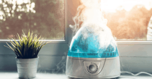 Most energy efficient humidifier in use
