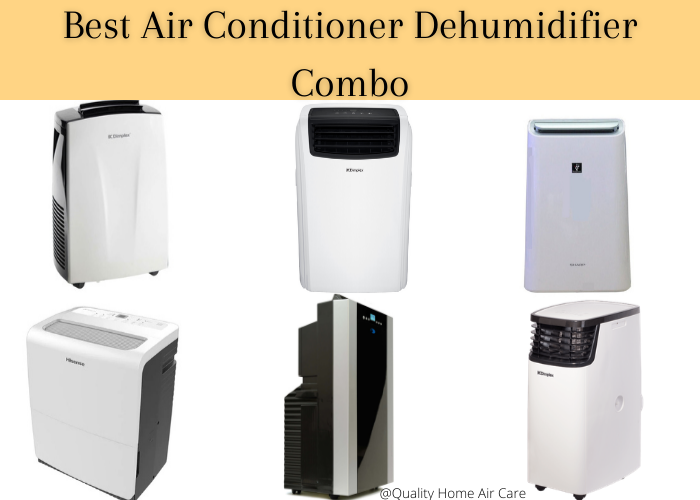 Best Air Conditioner Dehumidifier Combo