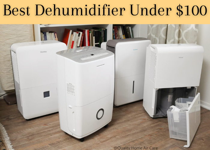 best dehumidifier under $100