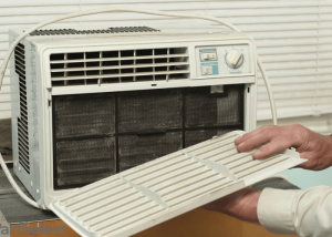 How to Clean Window AC Filters