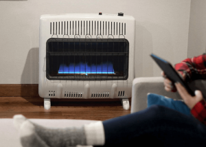 natural gas heaters for homes