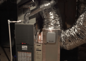 what is heat pump with oil furnace backup